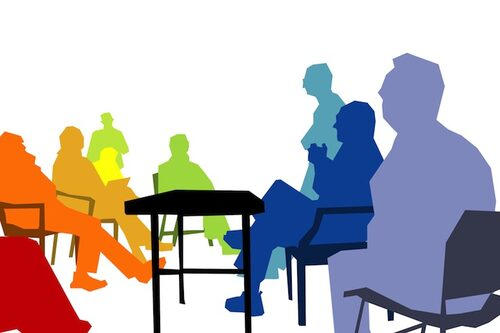 roundtable discussions, round table, meetings and events, Mulligan Management Group